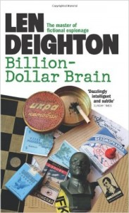 Billion Dollar Brain Paperback Alternate Cover