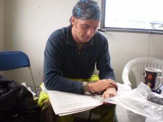 Danny At Work