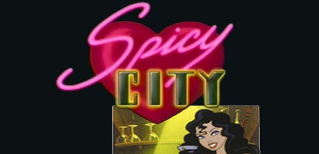 HBO and Ralph Bakshi Present Spicy City the First Adult Cartoon