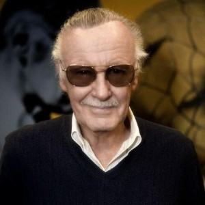"""I'm still here, Guys"" - Stan Lee"