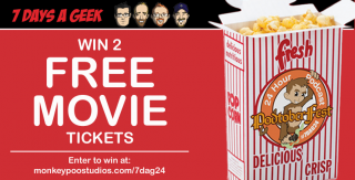 Win Movie Tickets