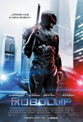 RoboCop 2014 Official Movie Poster