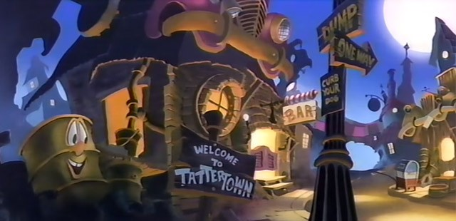 Christmas in Tattertown - Welcome to Tattertown
