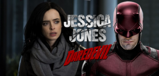 Jessica Jones and Daredevil
