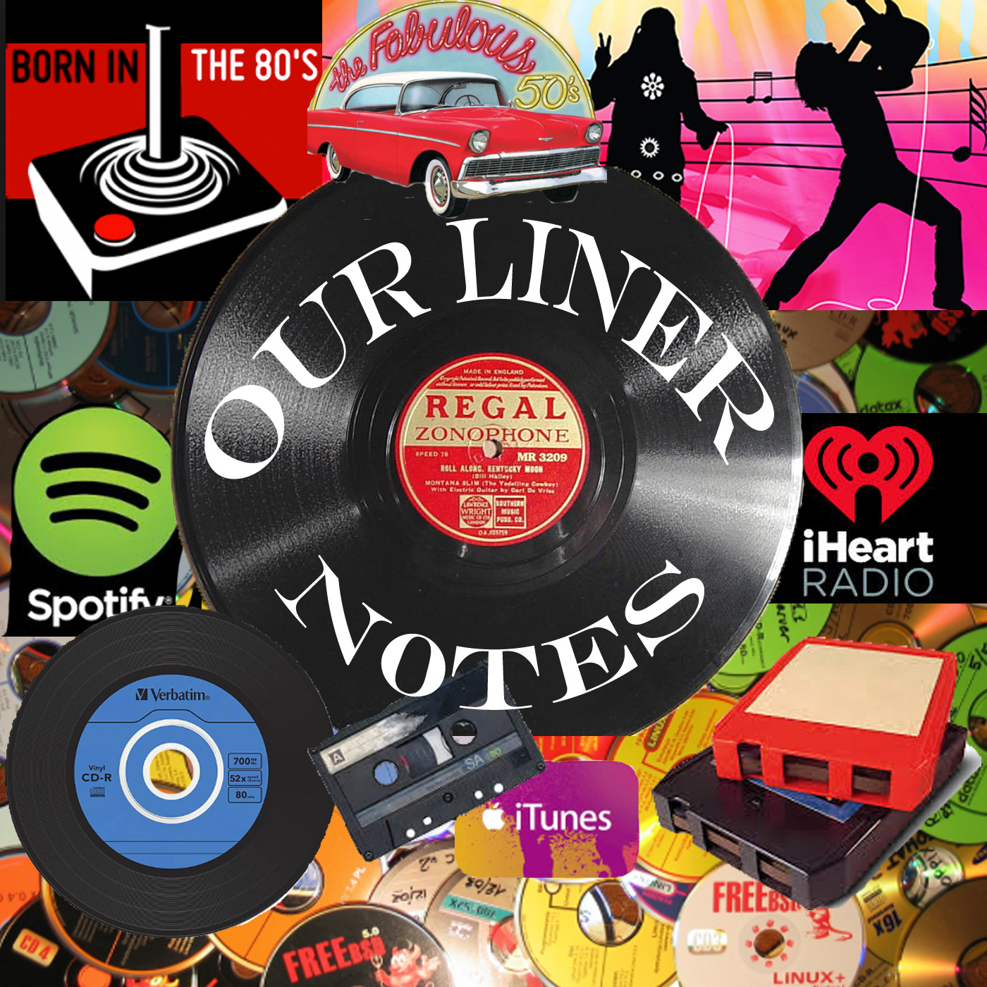 Our Liner Notes Podcast