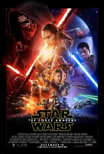 Star Wars: The Force Awakens Official Movie Poster