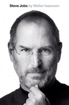 Steve Jobs by Walter Isaacson Cover
