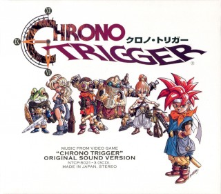 "Music from Video Game ""Chrono Trigger"" Original Sound Version"