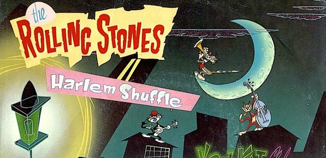 Bakshi Directed The Rolling Stones Harlem Shuffle Video