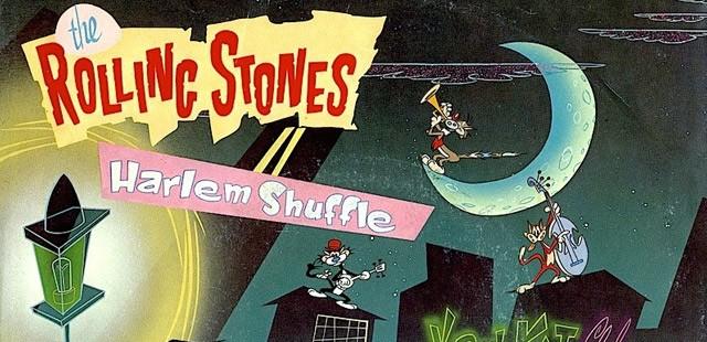 Bakshi Directed The Rolling Stones Harlem Shuffle Video