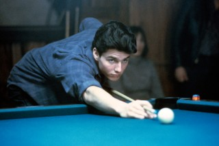 Tom Cruise in The Color of Money
