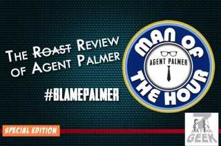 7 Days A Geek Producer Agent Palmers Review or Roast Blame Palmer