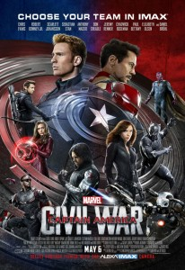 Captain America: Civil War Promotional Poster