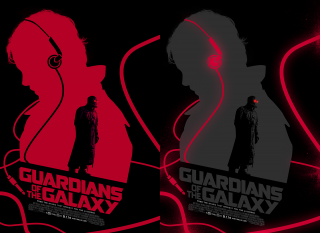 Guardians of the Galaxy Simple Set by Bosslogix