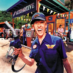 "The Cover to Aerosmith's ""A Little South of Sanity"""
