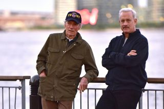 Eastwood and Hanks - Sully