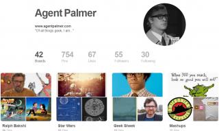 Agent Palmer's Pinterest