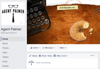 Agent Palmer's Facebook Page