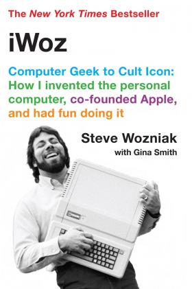 iWoz Steve Wozniak