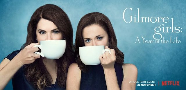 Gilmore Girls Revival on Netflix A Year In The Life
