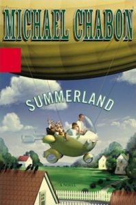 First Edition Cover of Summerland by Michael Chabon