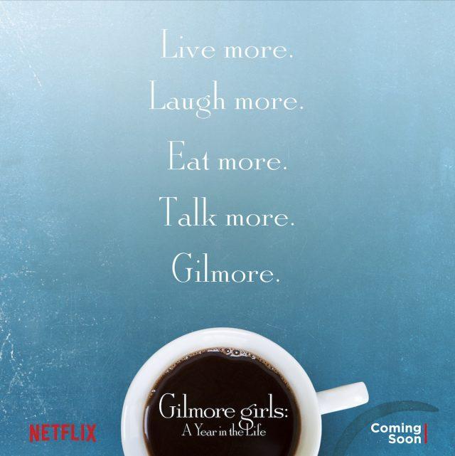 Gilmore Girls Promo Poster