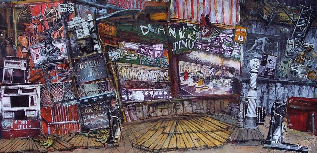 Last Days of Coney Island Ralph Bakshi