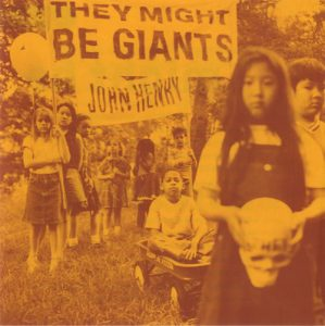 They Might Be Giants Promo CD Cover