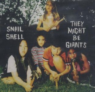 They Might Be Giants Snail Shell US Promo CD single