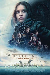Official Rogue One A Star Wars Story Poster