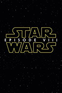 Star Wars: Episode VIII Teaser Movie Poster