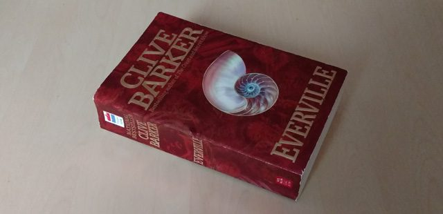 Everville by Clive Barker Spoiler Free Review