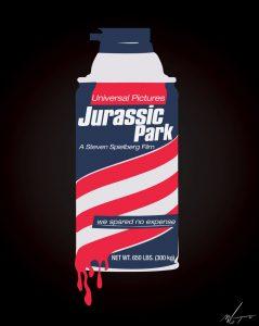 Jurassic Park by ZZTrujillo
