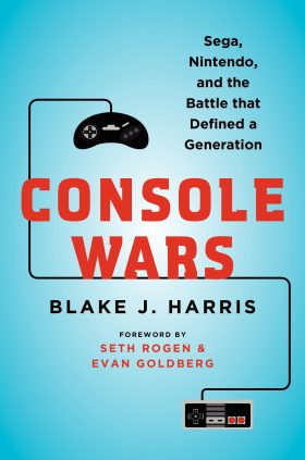 Console Wars by Blake Harris Book Cover