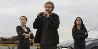 Colleen, Danny, and Claire - Marvel's Iron Fist