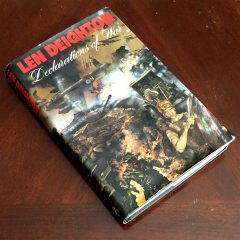 Declarations of War by Len Deighton