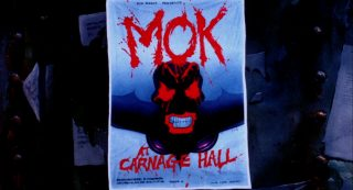 MOK at Carnage Hall - Rock & Rule