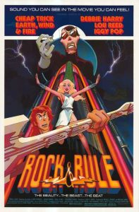 Rock & Rule Movie Poster