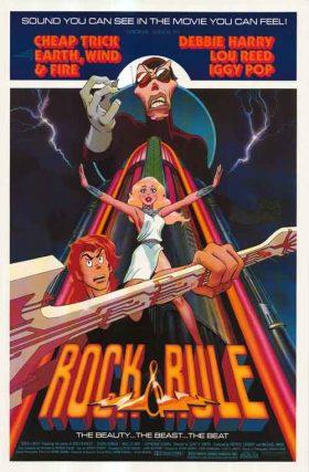 Rock & Rule Movie Poster