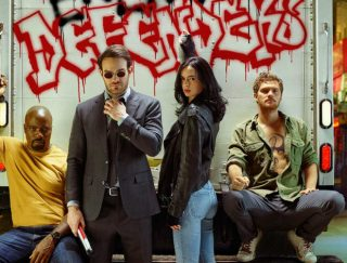 The Defenders. [Credit: Marvel / Netflix / Entertainment Weekly]
