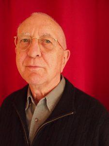 Author Len Deighton