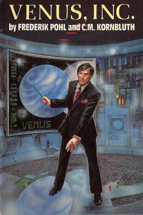 Venus, Inc. Book Cover