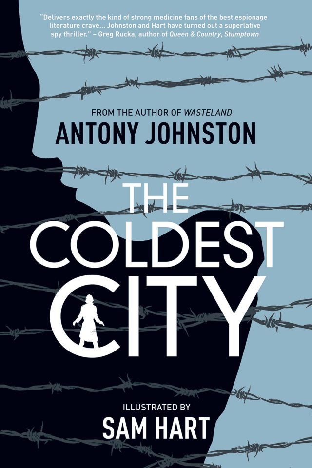 The Coldest City Cover