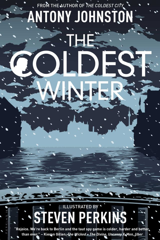 The Coldest Winter Cover
