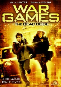 WarGames 2: The Dead Code DVD Cover