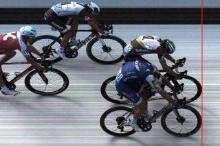 2017 Stage 7 Photo Finish at Tour de France