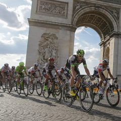 Top Ten Moments from the 2017 Tour de France