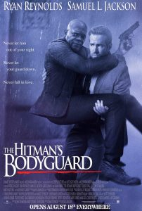 The Hitman's Body Guard Legacy Poster