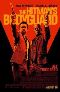 The Hitman's Body Guard Poster