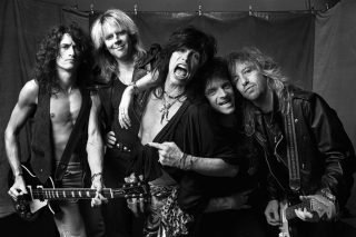 Aerosmith The Comeback